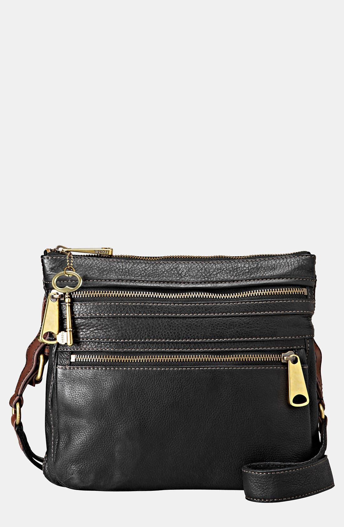 Main Image - Fossil 'Explorer' Crossbody Bag