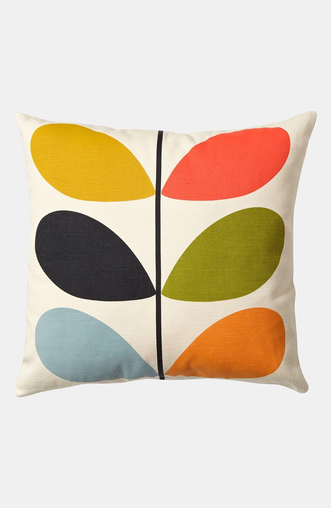 Alternate Image 1 Selected - Orla Kiely 'Multi Stem' Pillow