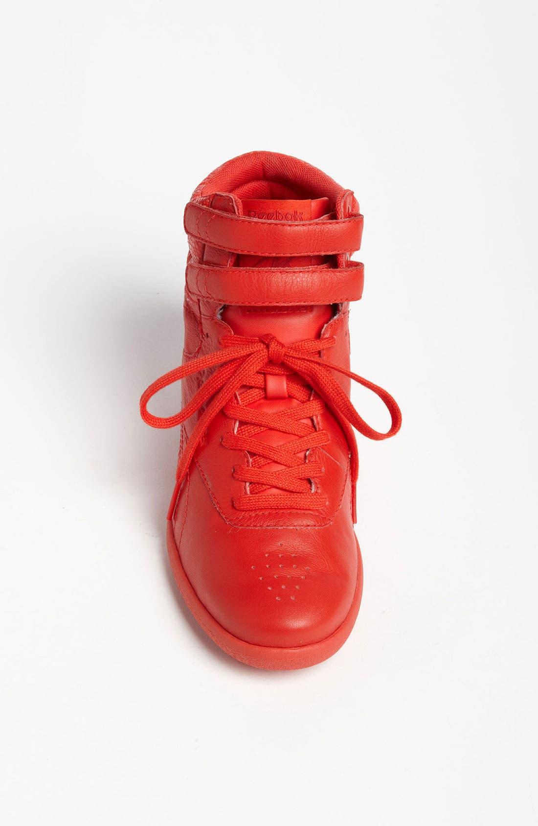 Alternate Image 3  - Reebok 'Freestyle Hi Wedge A. Keys' Sneaker (Women)