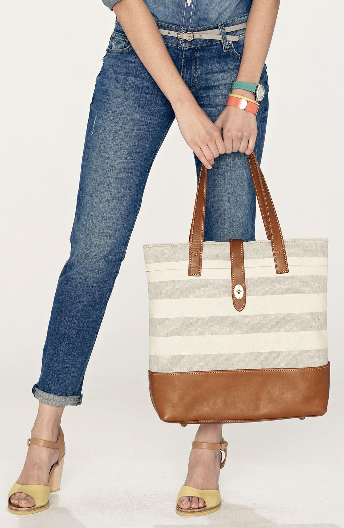 Alternate Image 2  - Fossil 'Austin' Tote