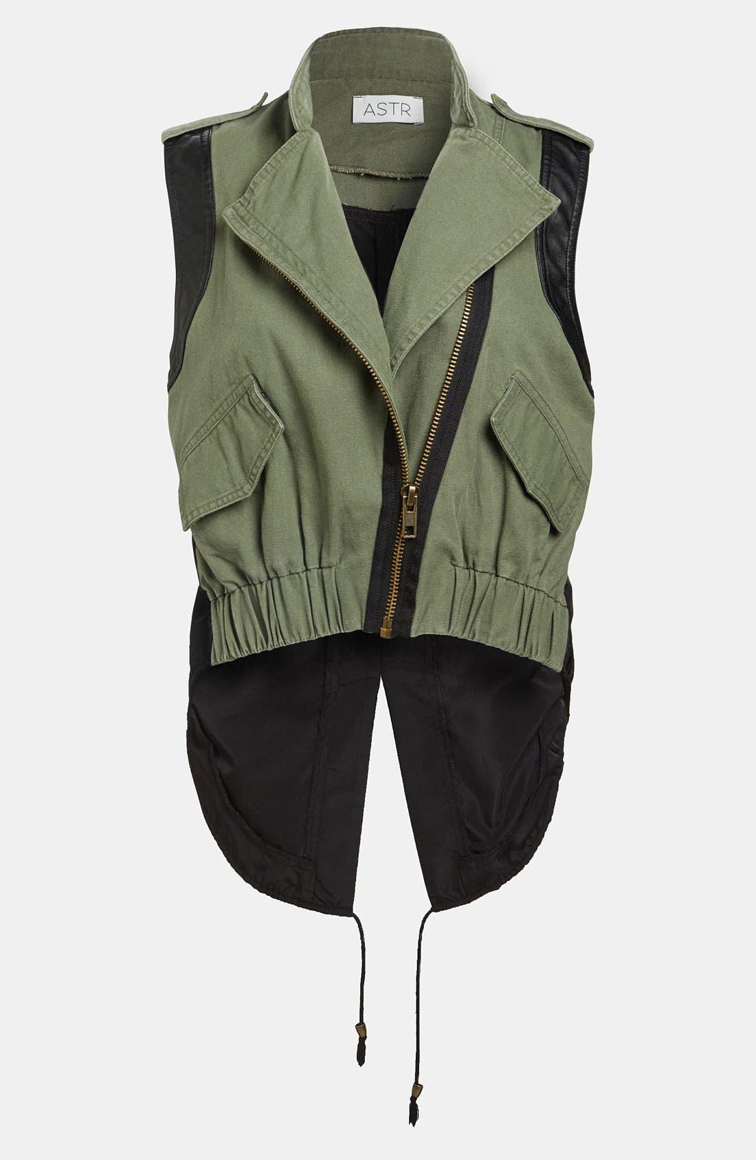 Alternate Image 1 Selected - ASTR High/Low Field Vest