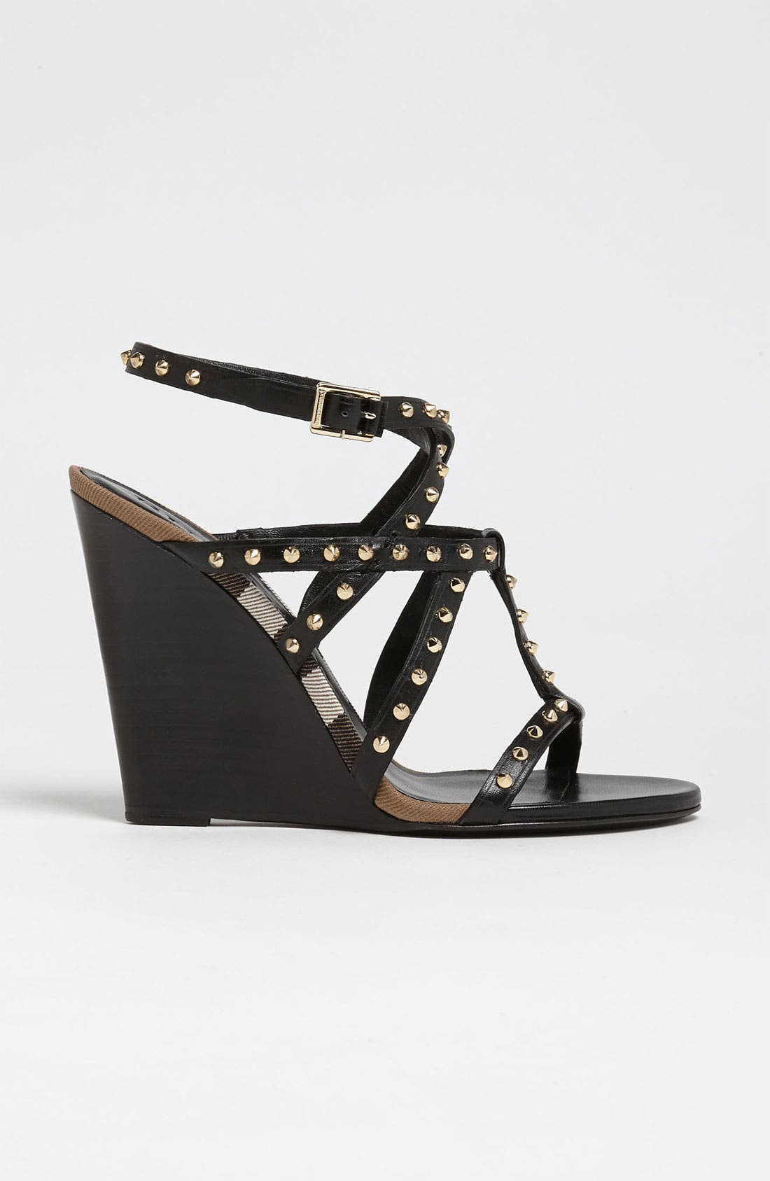 Alternate Image 4  - Burberry 'Towney' Wedge Sandal