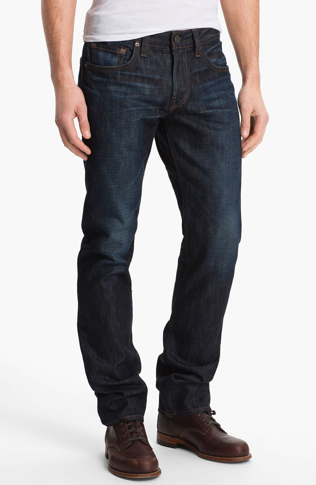 Alternate Image 1 Selected - J Brand 'Kane' Slim Fit Jeans (Atom)