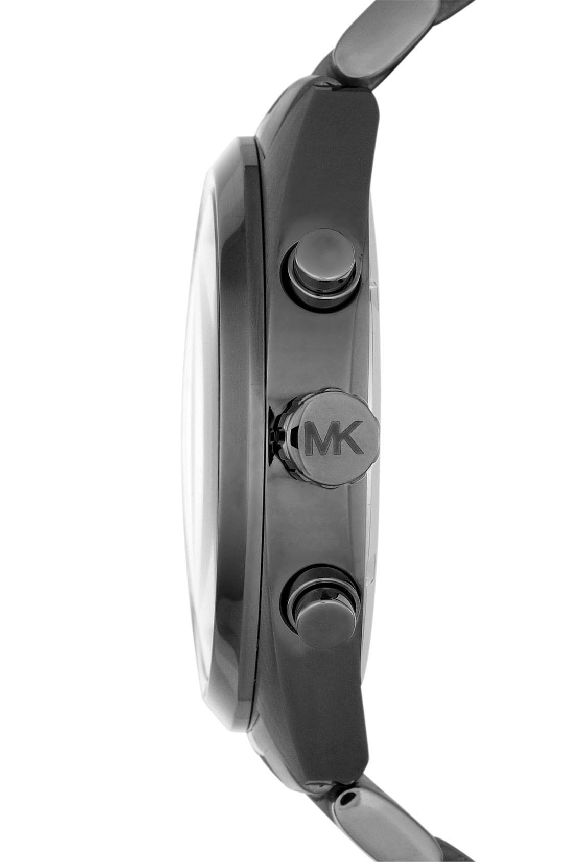 Alternate Image 2  - Michael Kors Chronograph Bracelet Watch