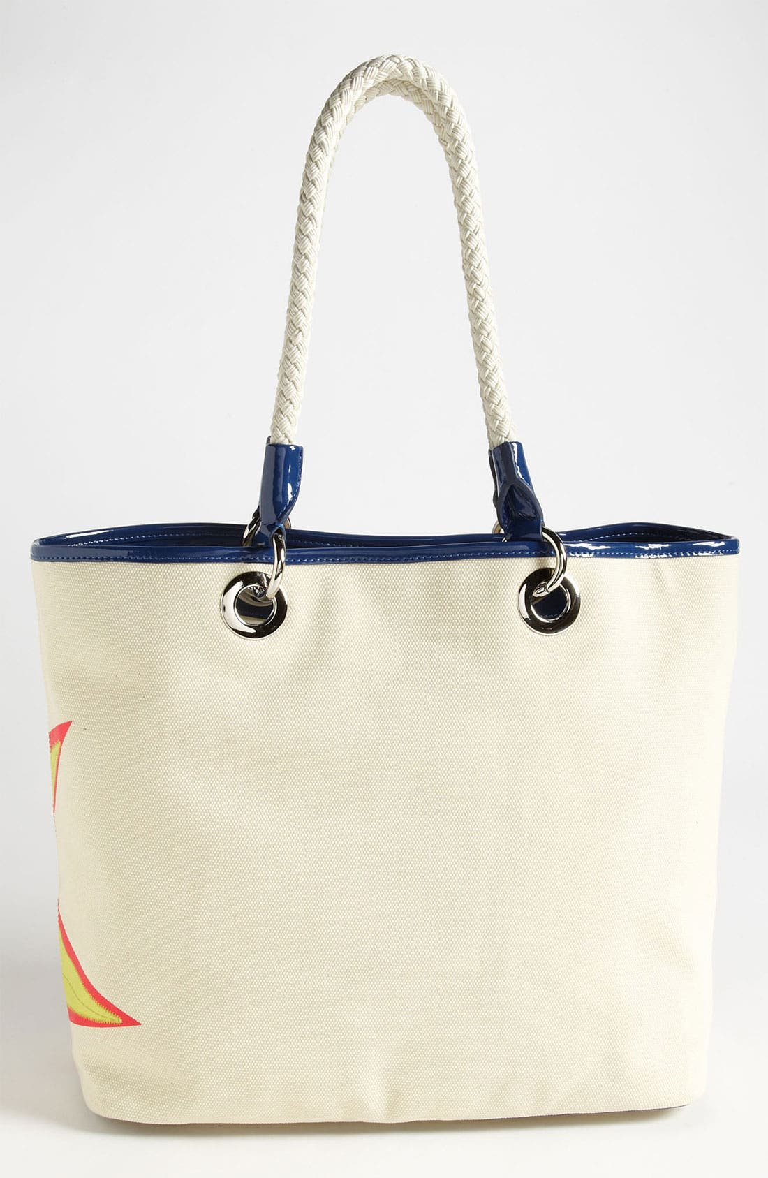 Alternate Image 4  - Milly Sun Print Tote