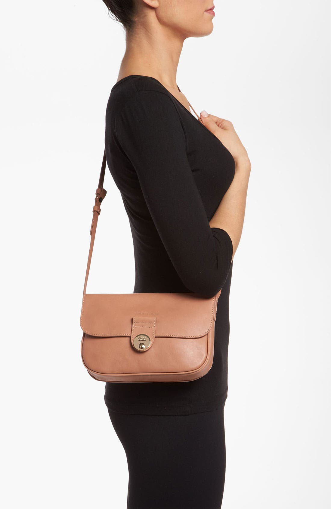 Alternate Image 2  - See by Chloé 'Maani' Leather Crossbody Bag