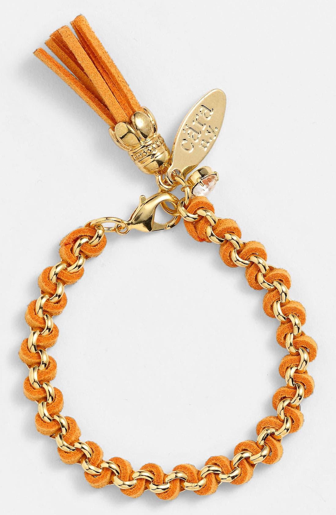 Alternate Image 1 Selected - Cara Link Bracelet