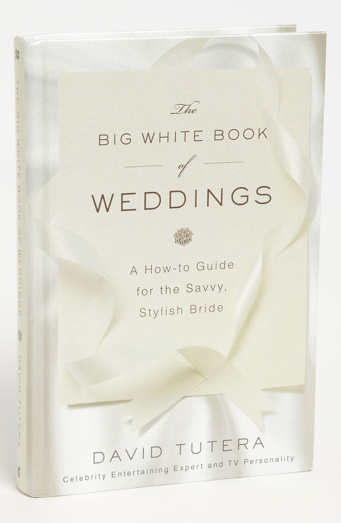 Alternate Image 1 Selected - David Tutera 'The Big White Book of Weddings' Wedding Guide