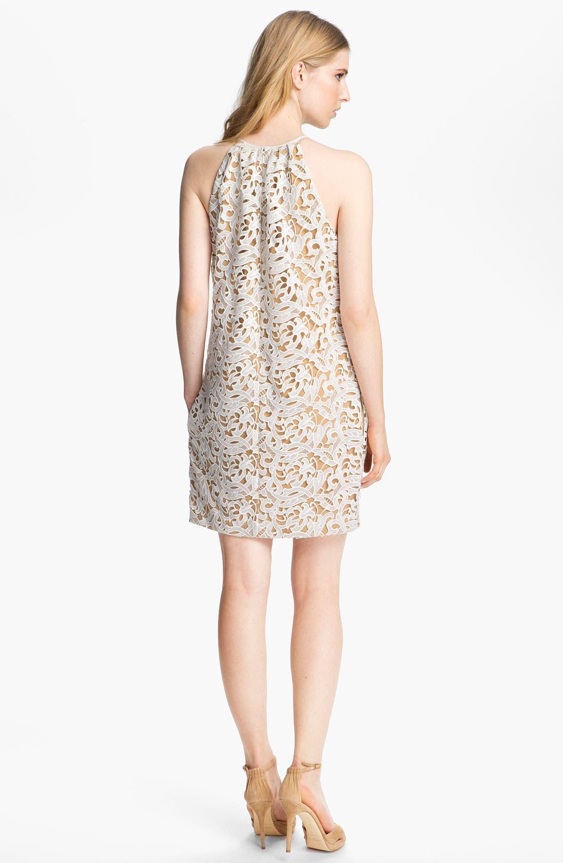 Alternate Image 2  - Jay Godfrey 'Lowell' Lace Shift Dress