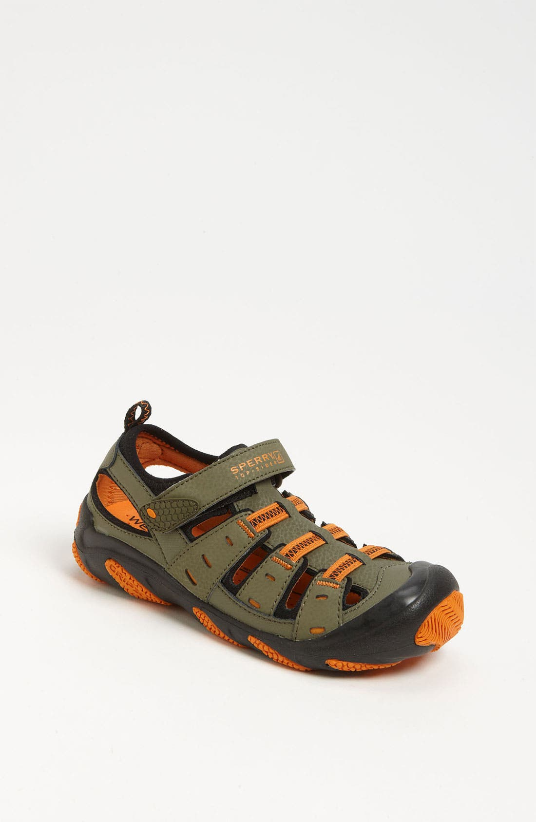 Main Image - Sperry Top-Sider® Kids 'Wet Tech Fisherman' Sandal (Walker, Toddler, Little Kid & Big Kid)
