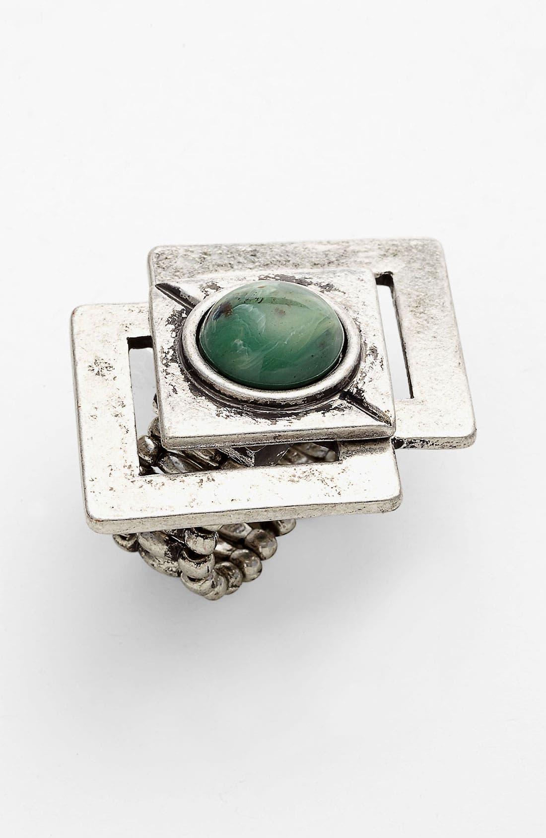 Main Image - Robert Rose 'Aztec Geometric' Ring