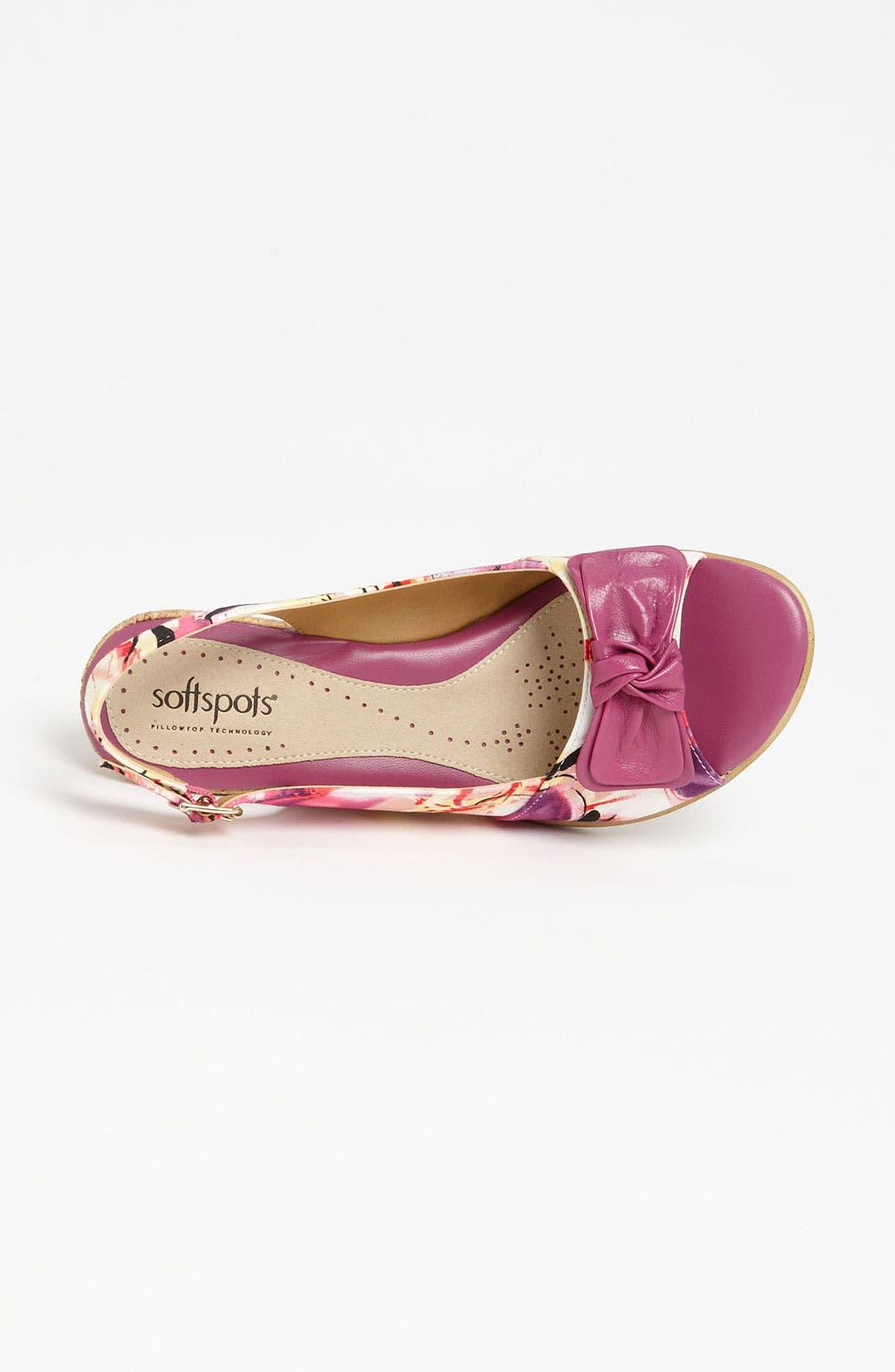Alternate Image 3  - Softspots 'Lebeau' Sandal