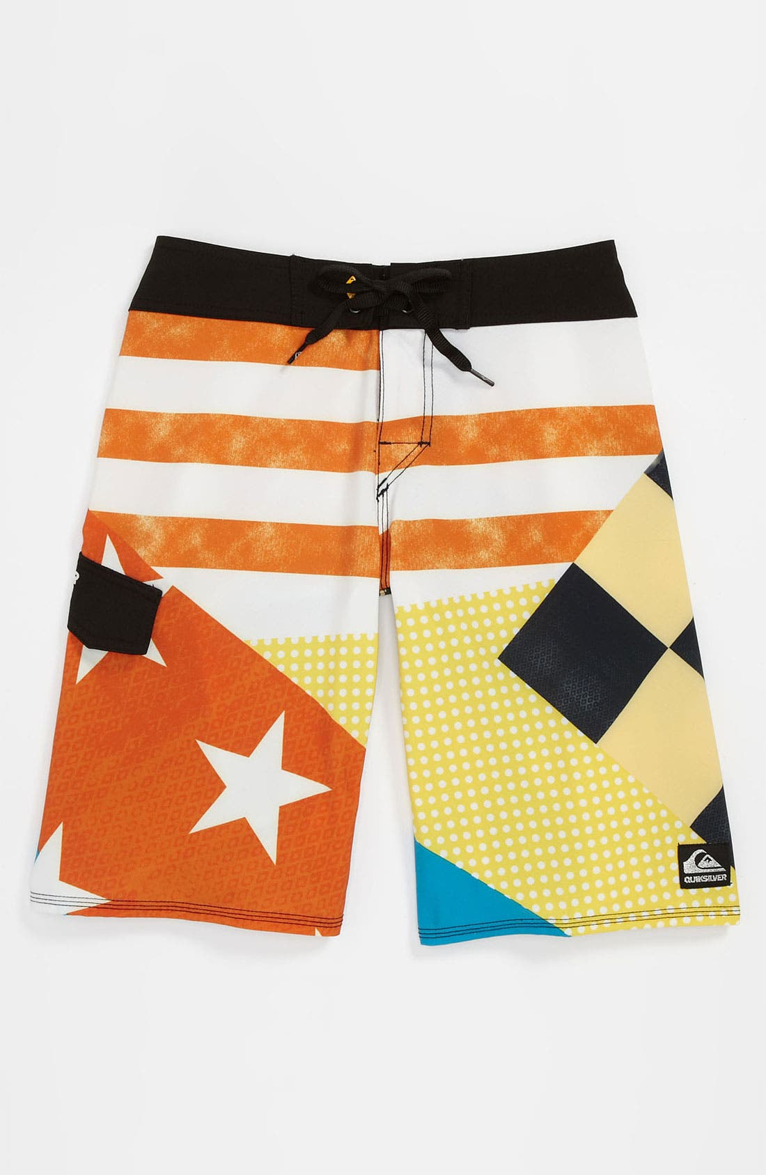 Alternate Image 1 Selected - Quiksilver 'Cypher Echo' Board Shorts (Big Boys)