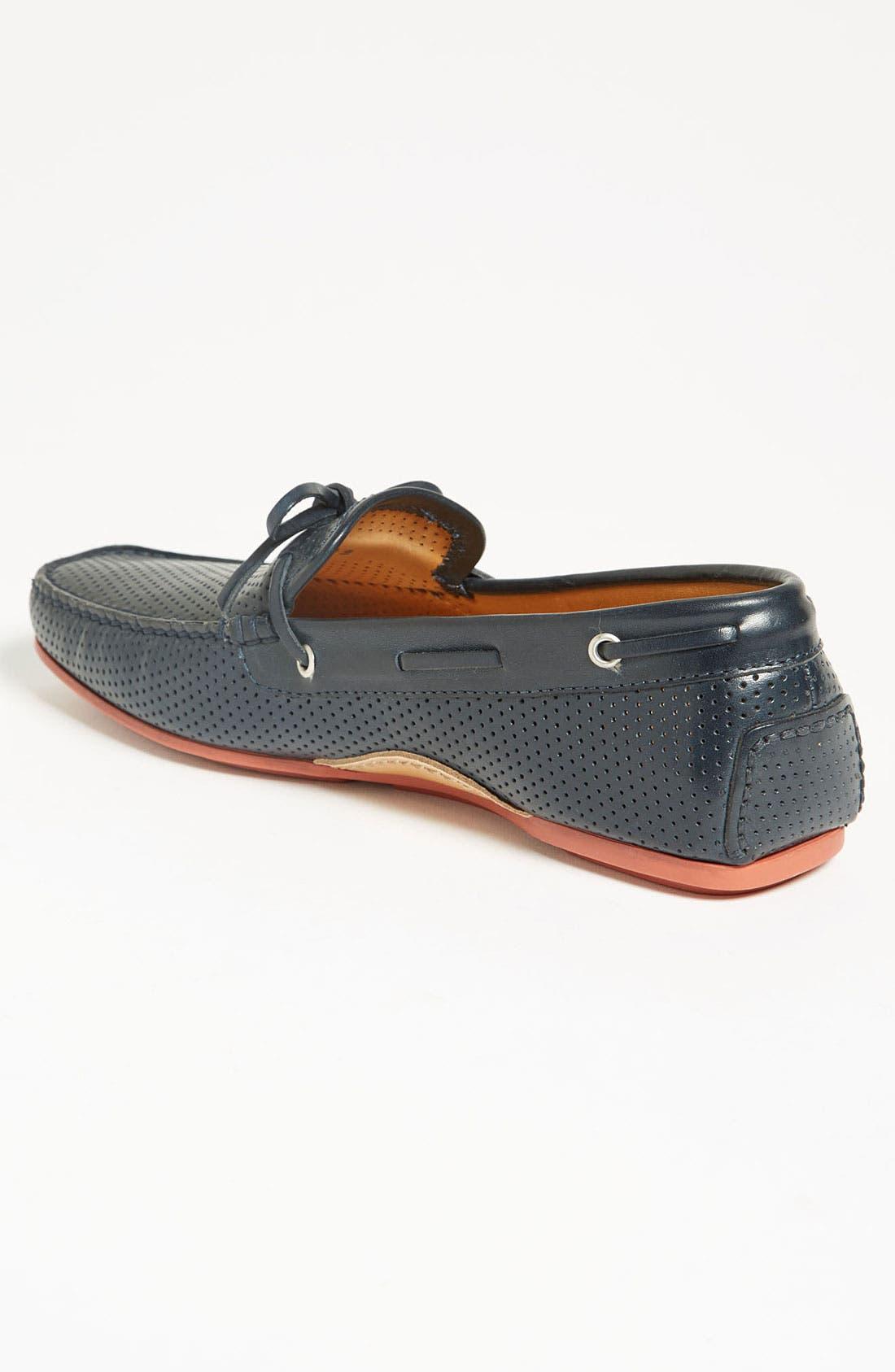Alternate Image 2  - Santoni 'Toft' Driving Shoe