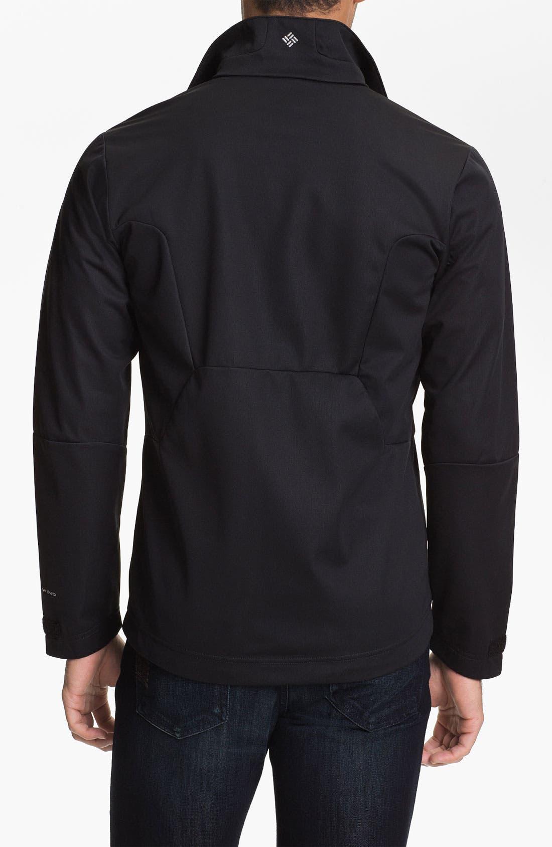 Alternate Image 2  - Columbia 'Million Air™' Soft Shell Jacket