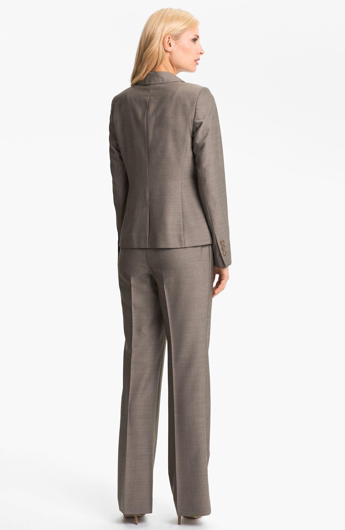 Alternate Image 5  - Classiques Entier 'Tiverton' Suiting Pants