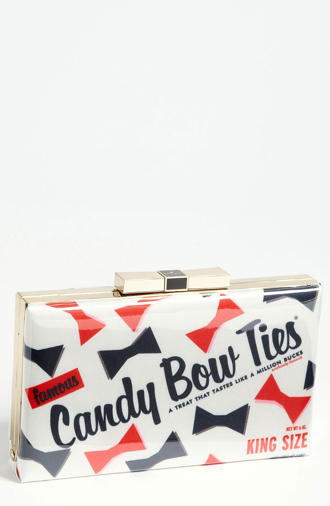 Main Image - kate spade new york 'little ribbon - samira' clutch