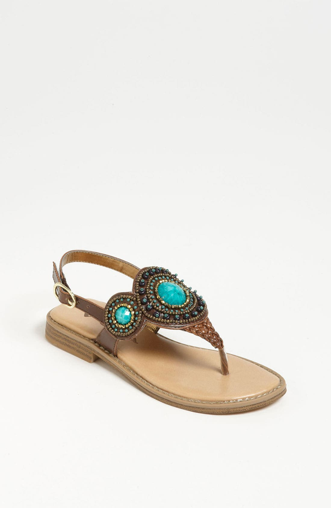 Alternate Image 1 Selected - Nina 'Piazza' Sandal (Walker, Toddler, Little Kid & Big Kid)