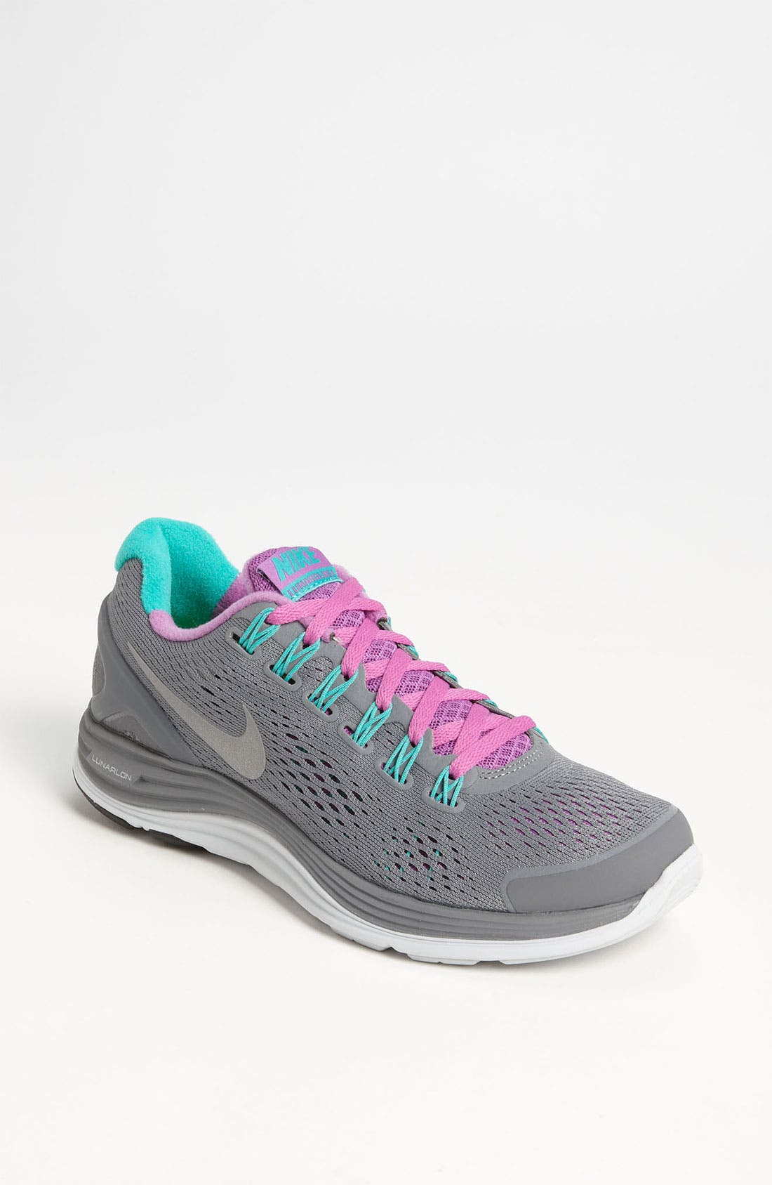 Alternate Image 1 Selected - Nike 'LunarGlide+ 4' Running Shoe (Women)