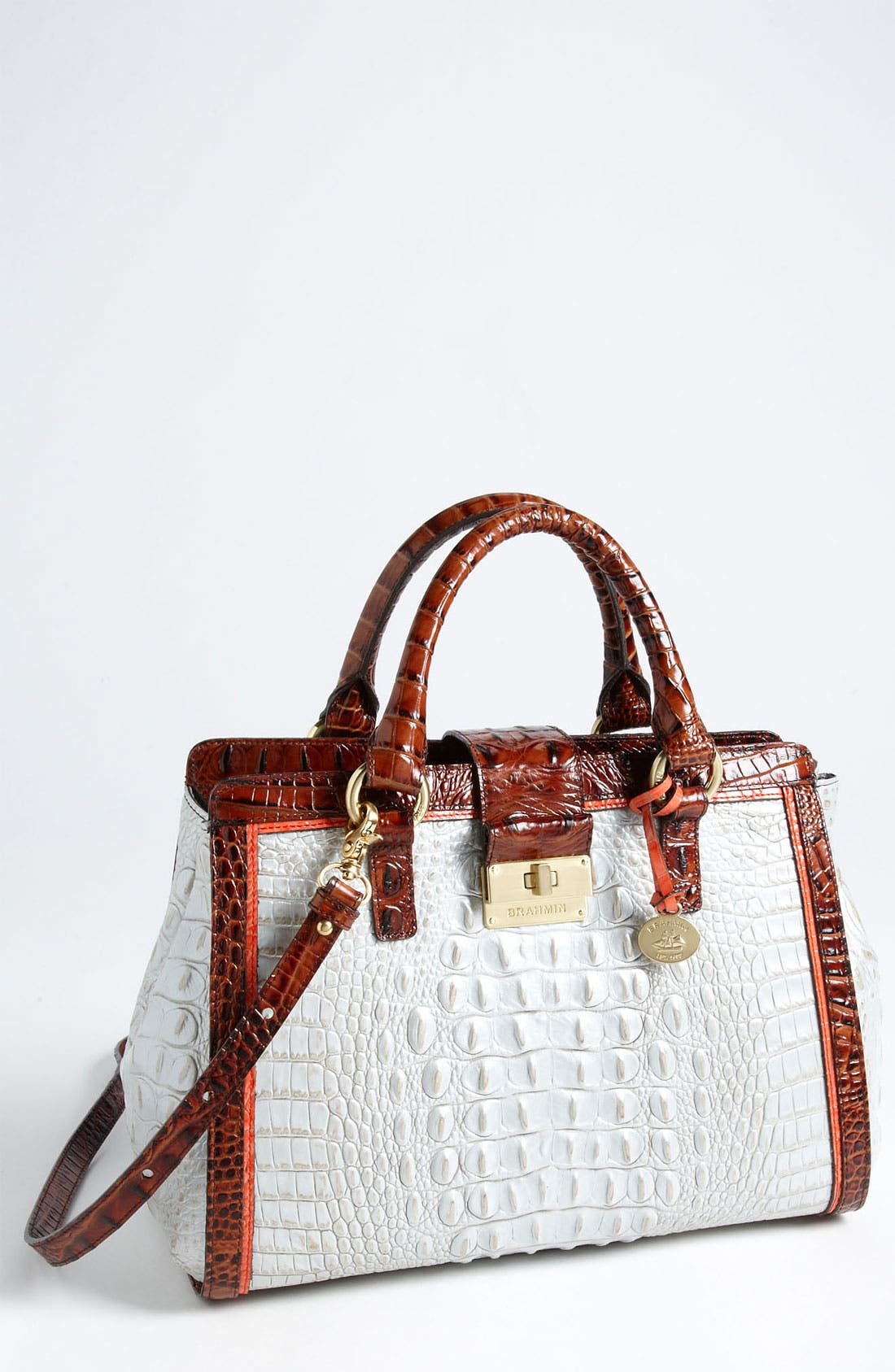 Alternate Image 1 Selected - Brahmin 'Tri Color Annabelle' Handbag