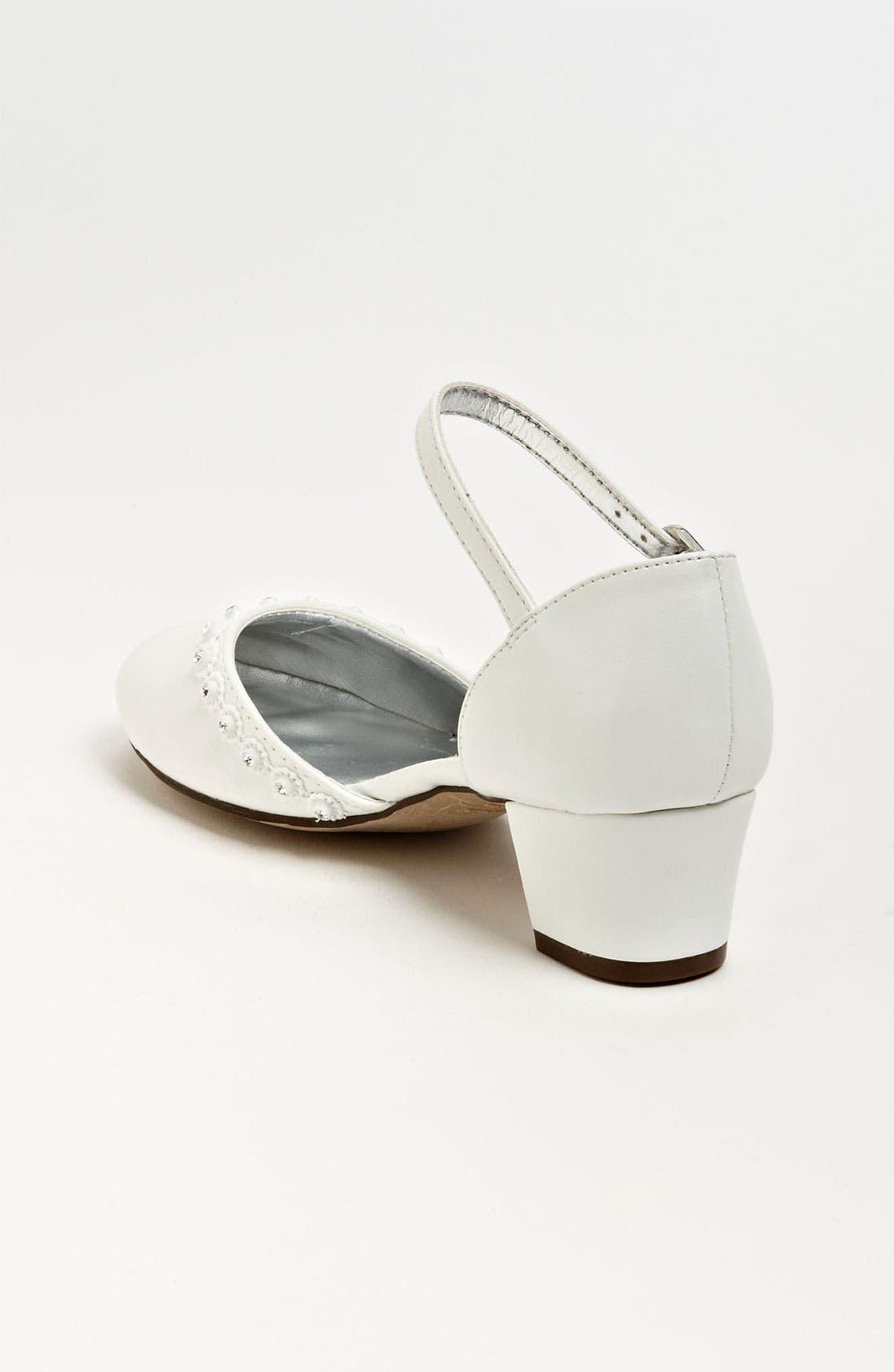 Alternate Image 2  - Nina 'Lia' Dress Shoe (Little Kid & Big Kid)