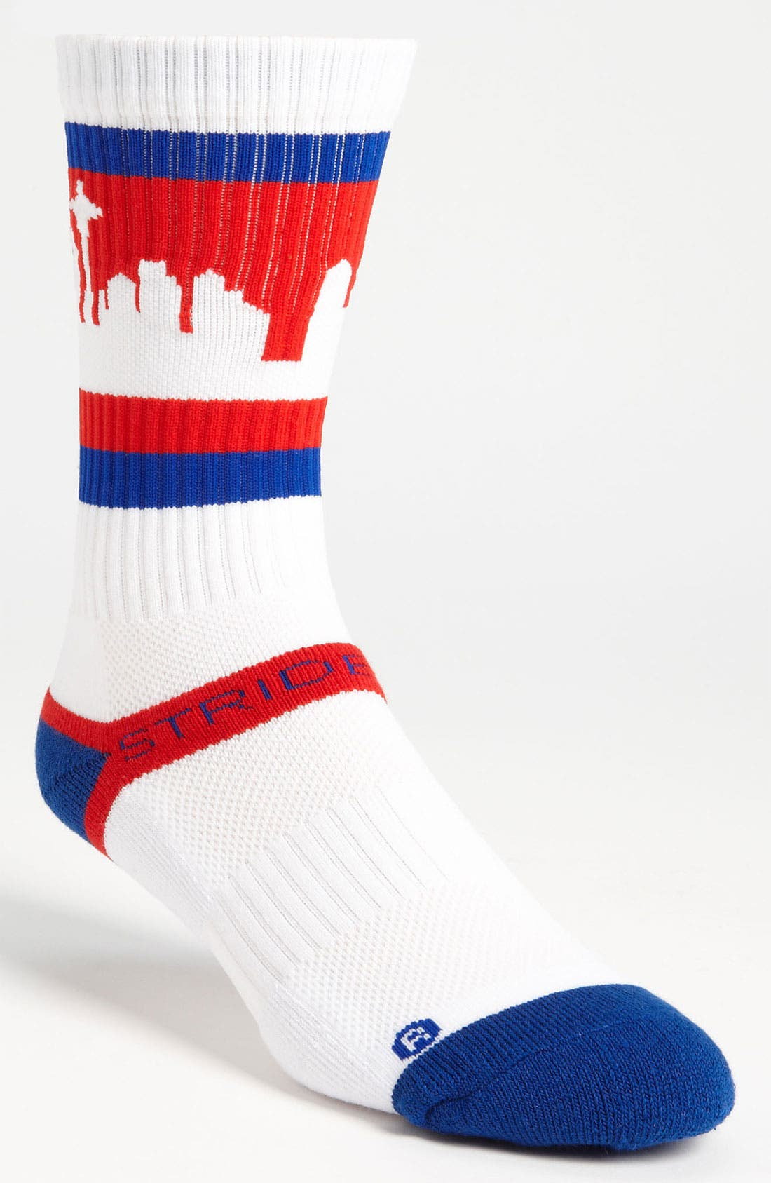 Alternate Image 1 Selected - Strideline 'America' Sock