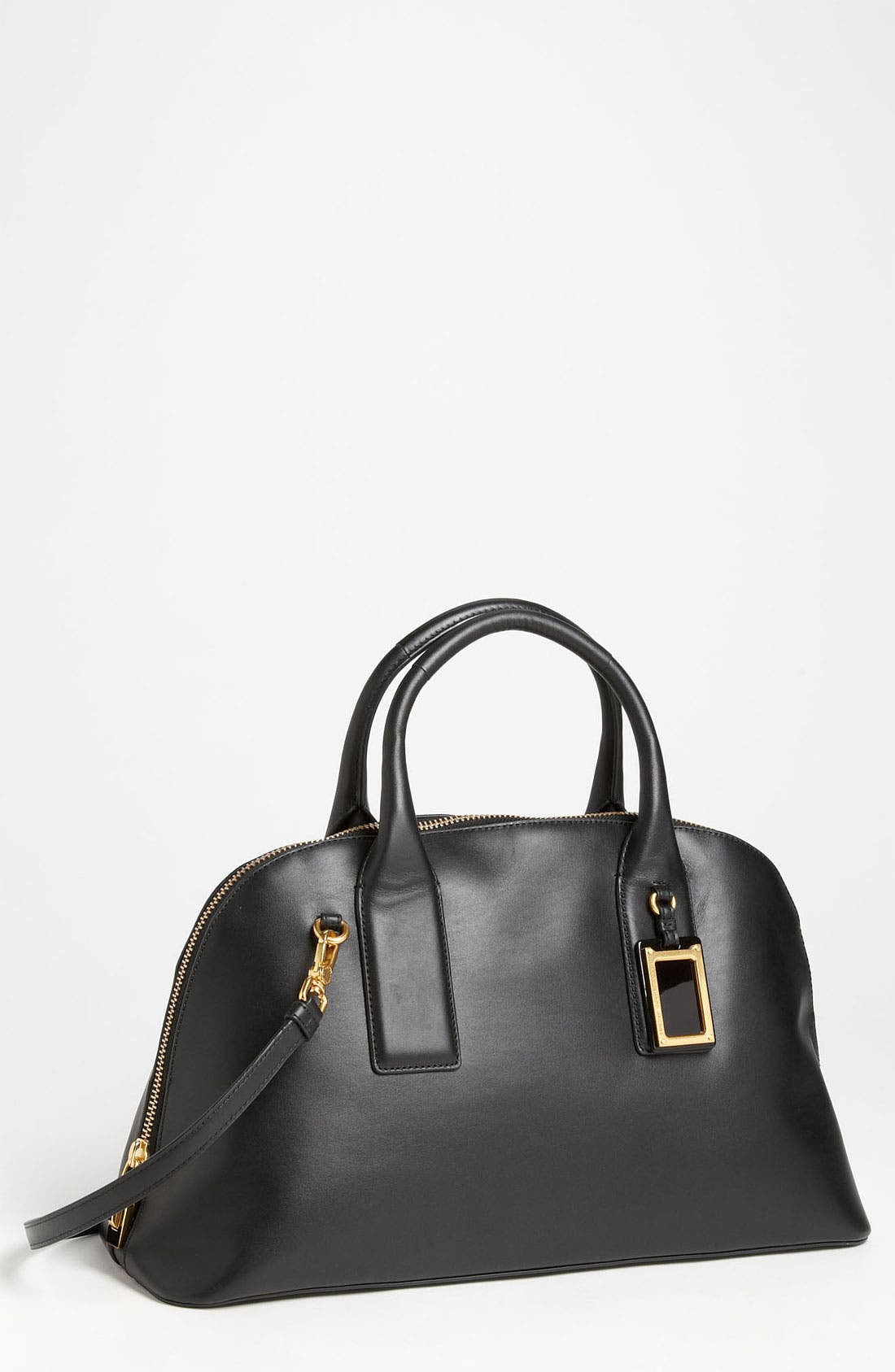 Alternate Image 1 Selected - MARC BY MARC JACOBS 'Show Off' Leather Satchel