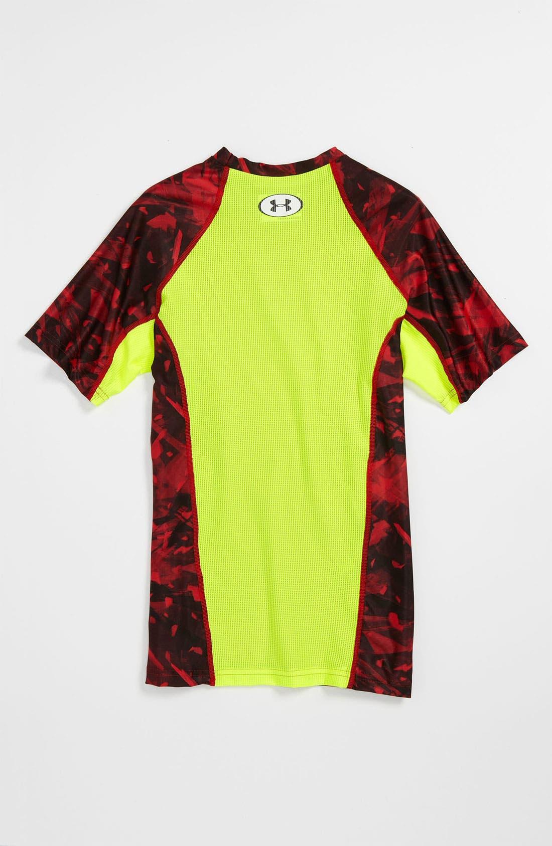 Alternate Image 2  - Under Armour 'NFL Combine' T-Shirt (Big Boys)