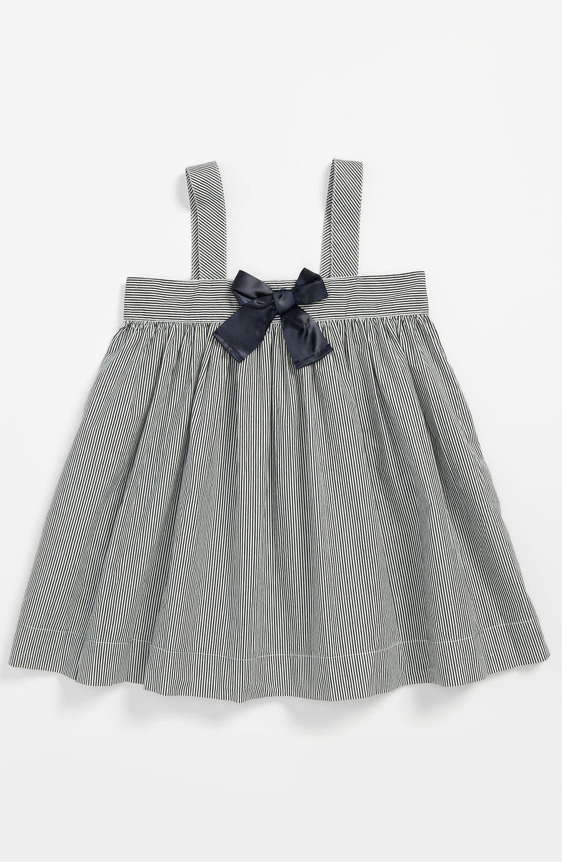 Alternate Image 1 Selected - United Colors of Benetton Kids Stripe Dress (Toddler)