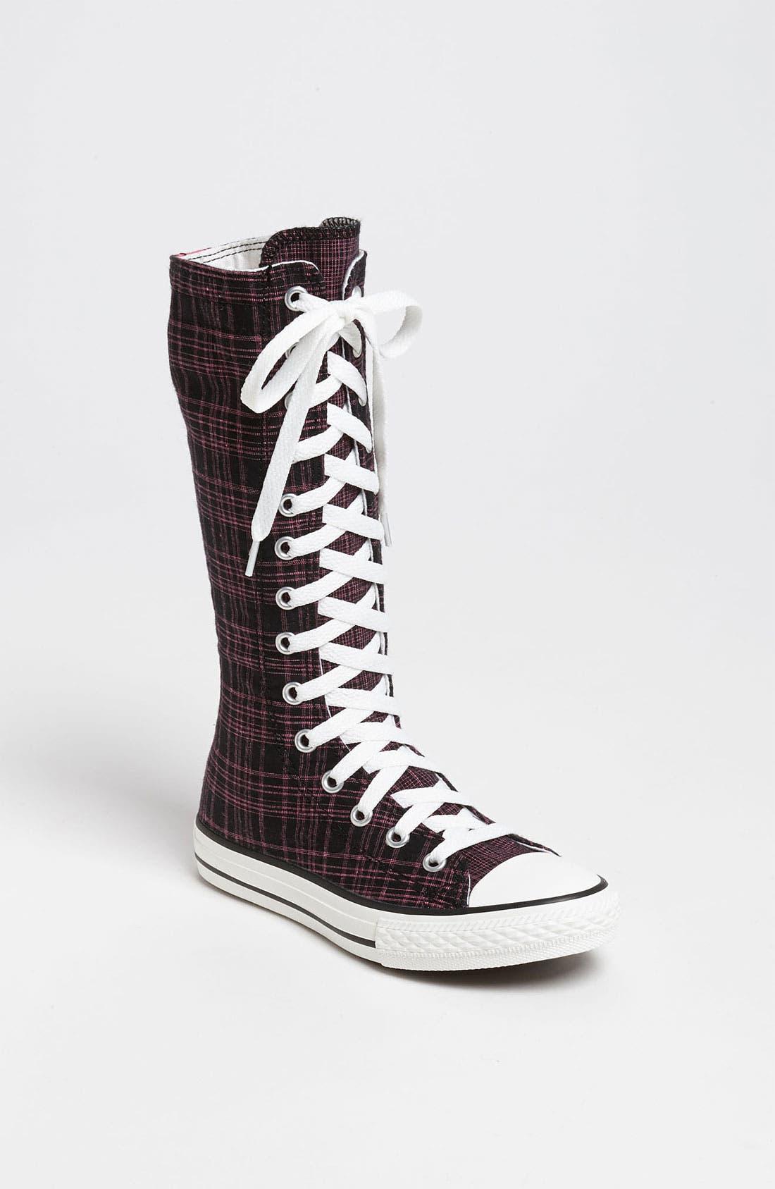 Alternate Image 1 Selected - Converse Chuck Taylor® All Star® 'X-Hi' Sneaker (Toddler, Little Kid & Big Kid)