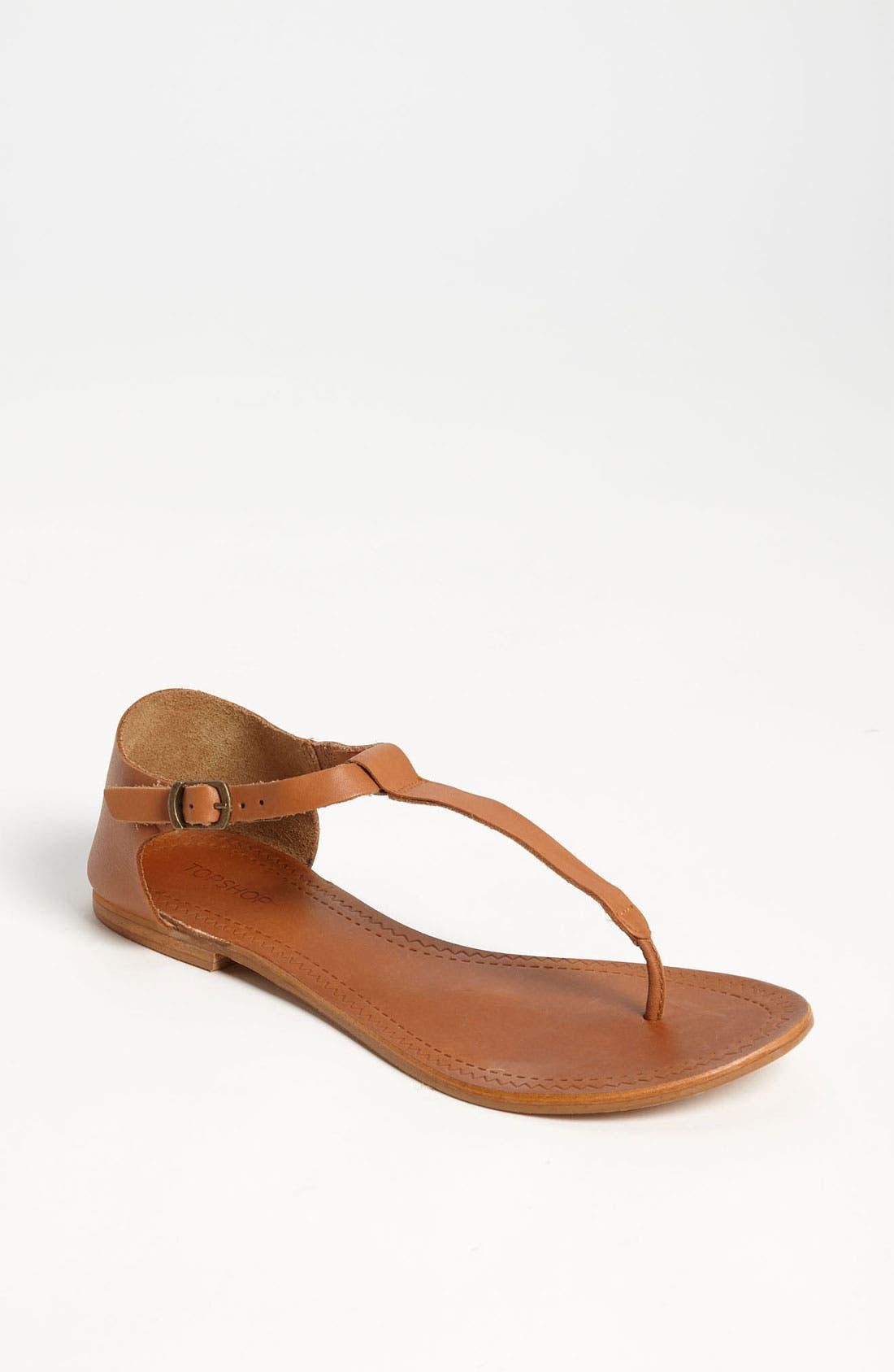 Main Image - Topshop 'Hix' Sandal