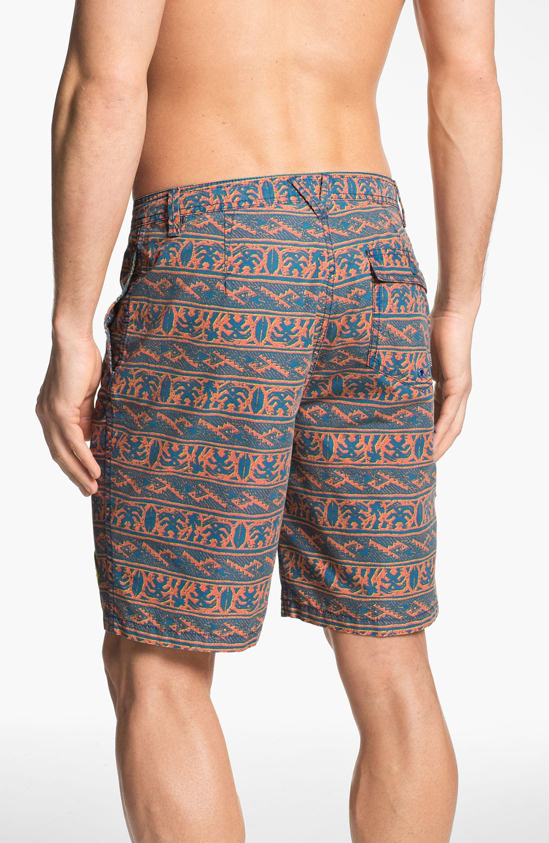 Alternate Image 2  - Vans 'Cardiff' Hybrid Shorts