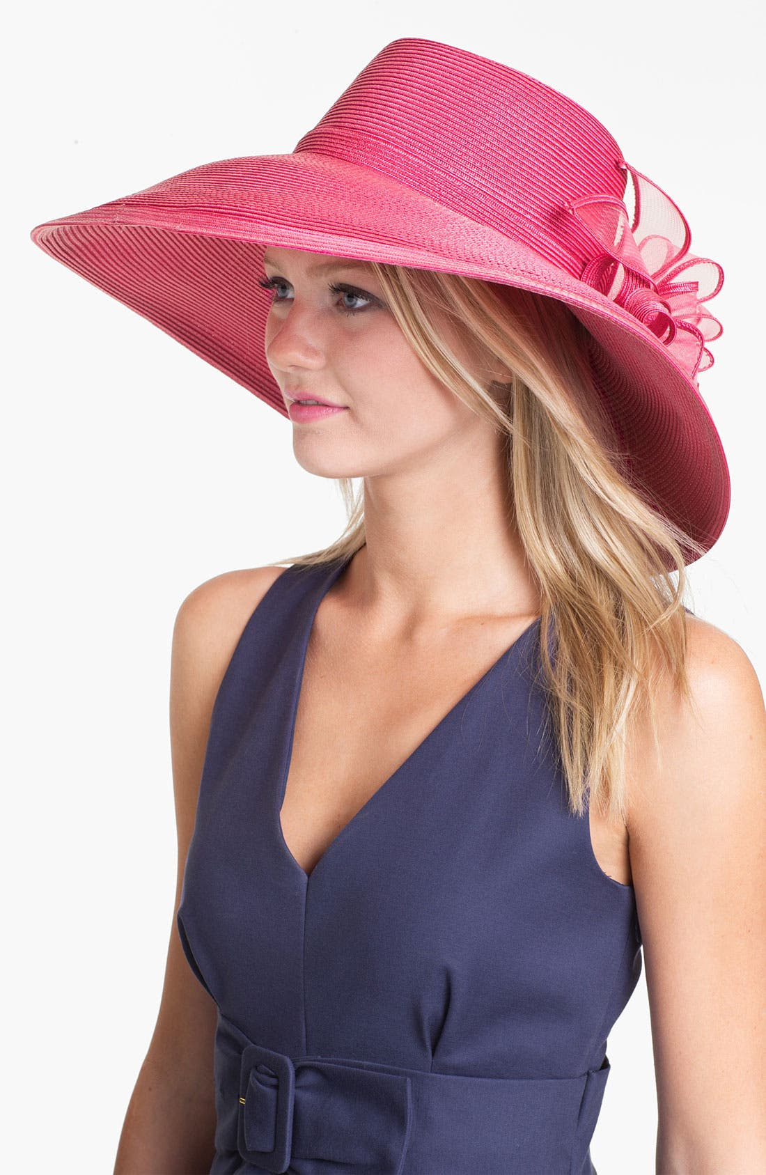 Main Image - August Hat 'Garnet Romantic' Hat