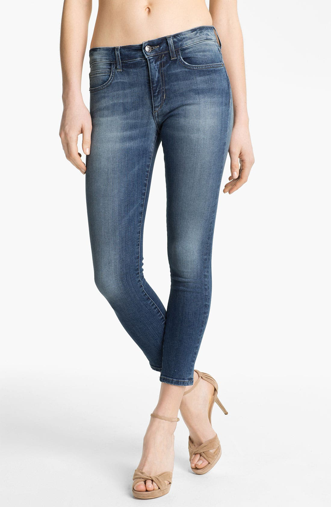 Alternate Image 1 Selected - Joe's Skinny Stretch Ankle Jeans (Sophie)