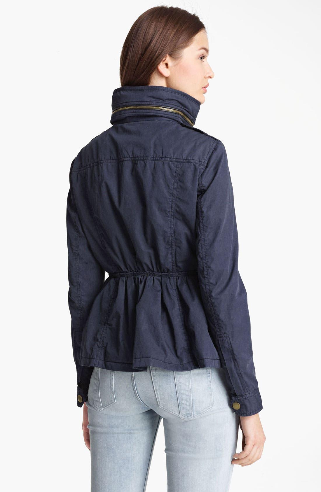 Alternate Image 2  - Burberry Brit 'Broomgrovel' Jacket