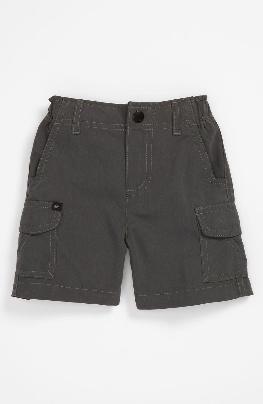 Main Image - Quiksilver 'Phofilled' Shorts (Toddler)