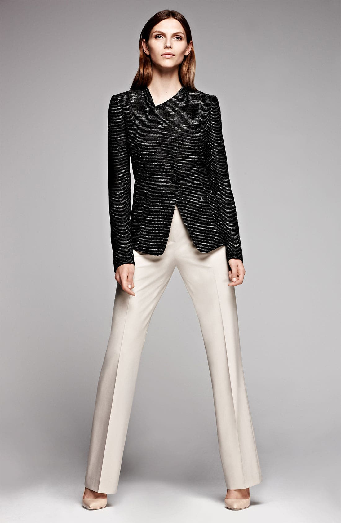 Alternate Image 1 Selected - Lafayette 148 New York Jacket, Shell & Trousers