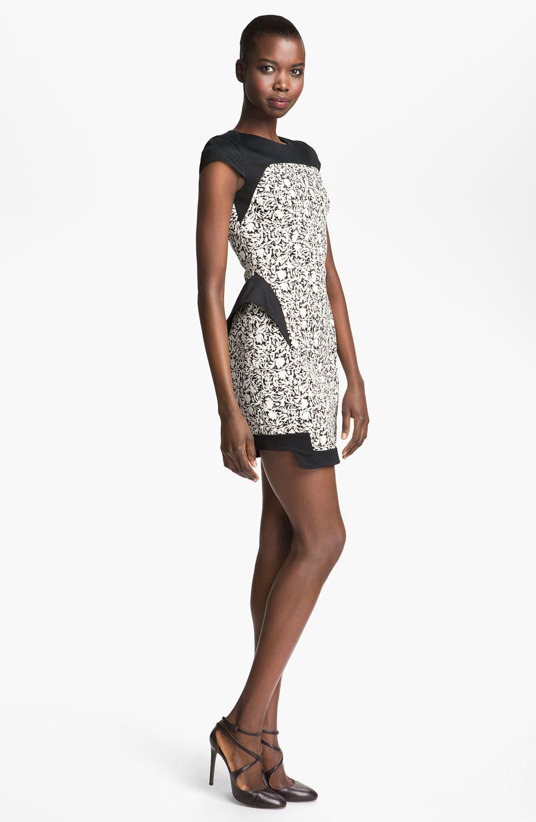 Alternate Image 2  - Robert Rodriguez Print Dress