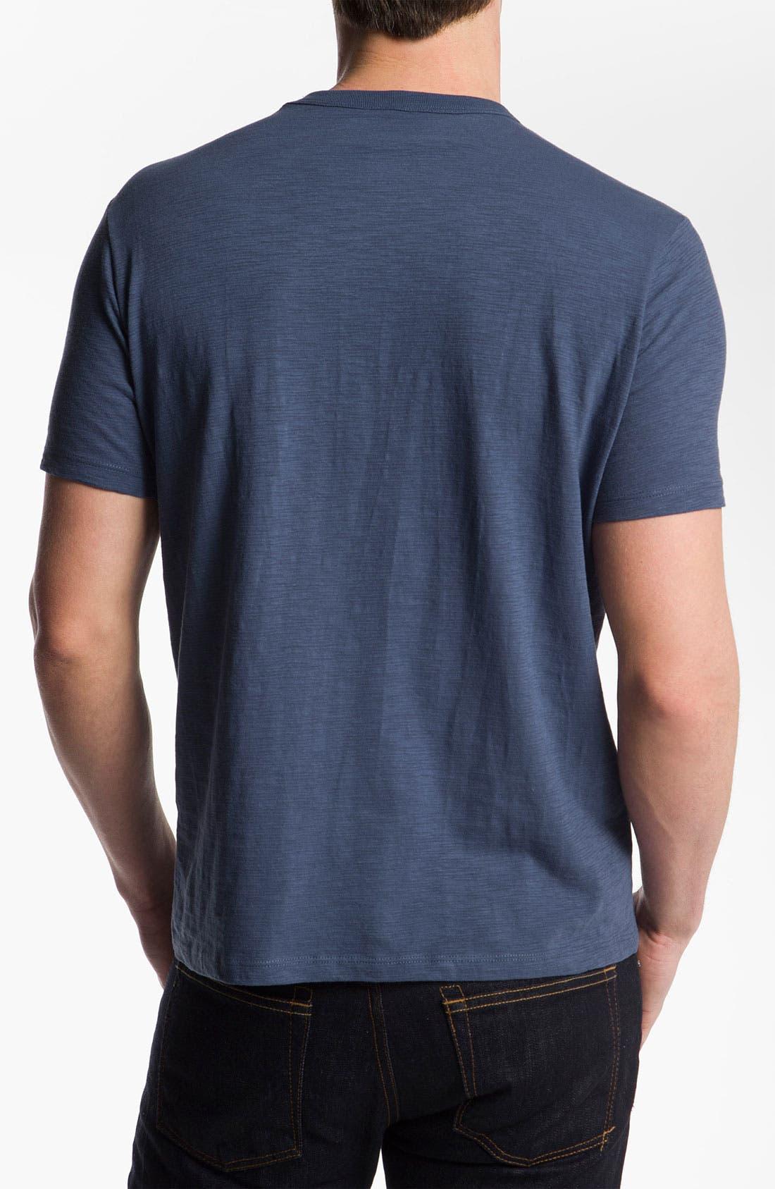 Alternate Image 2  - Banner 47 'New York Knicks' T-Shirt