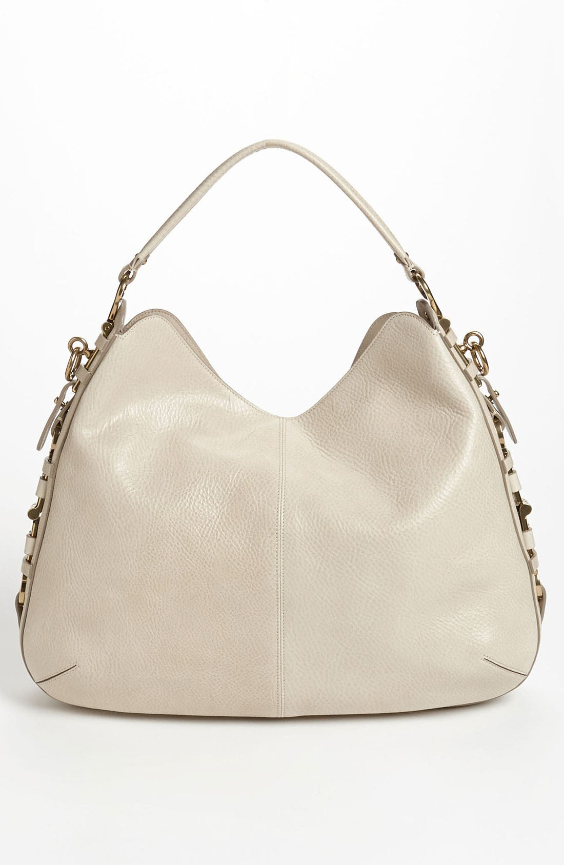 Alternate Image 4  - Salvatore Ferragamo 'Fergie - Small' Hobo