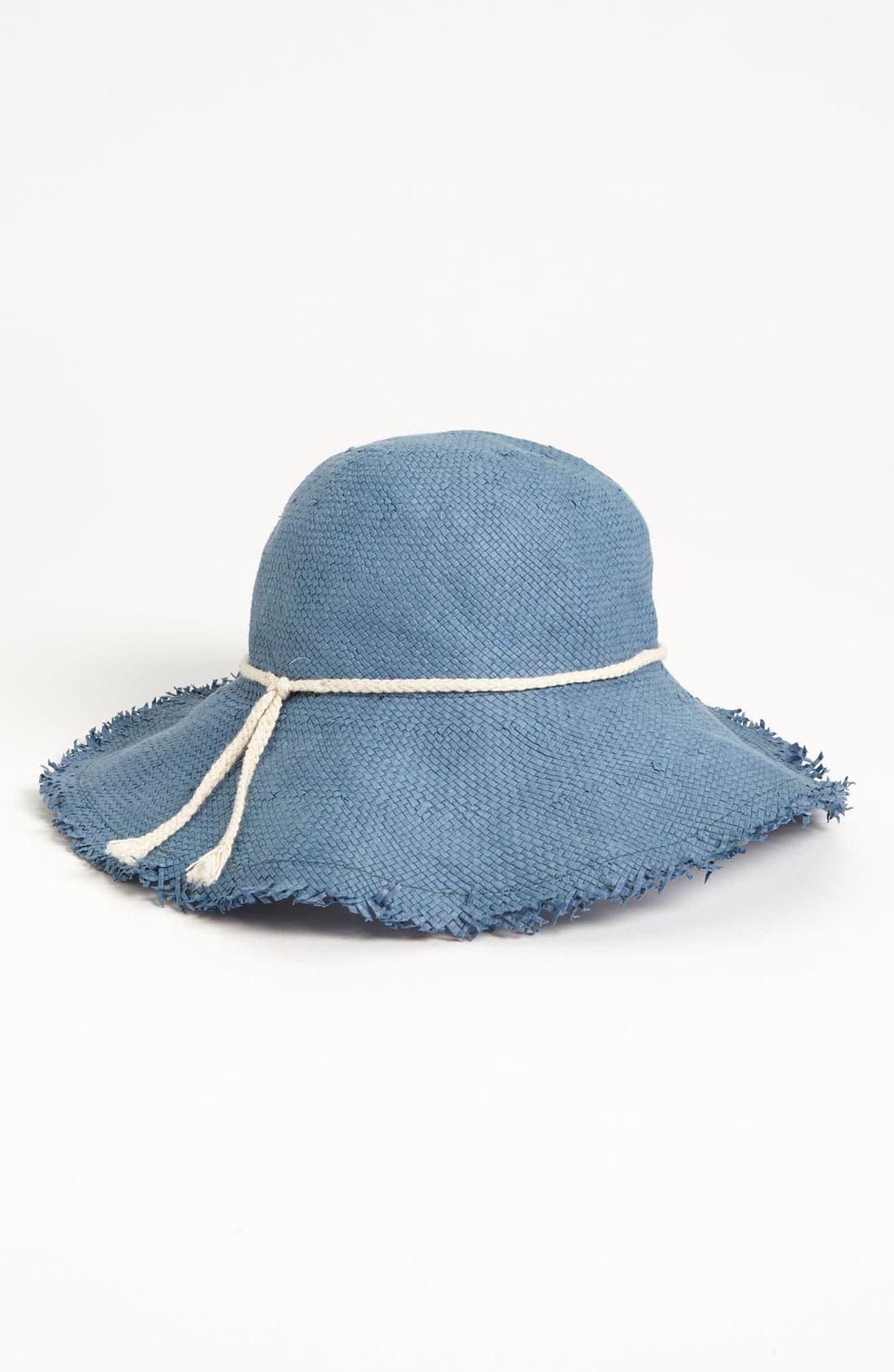 Alternate Image 1 Selected - San Diego Hat Floppy Hat (Girls)