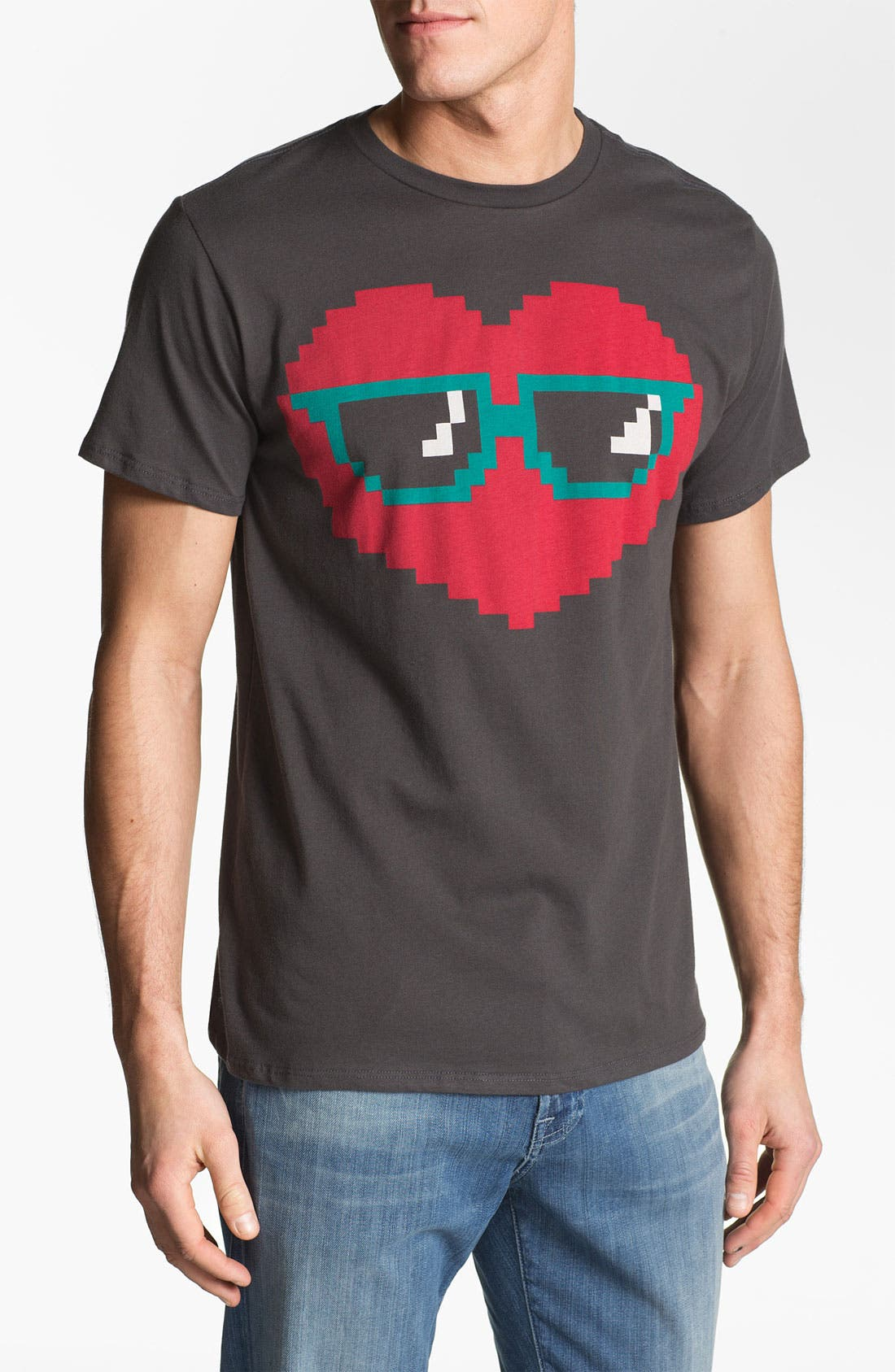 Main Image - Threads for Thought 'Sunglasses Heart' Graphic T-Shirt