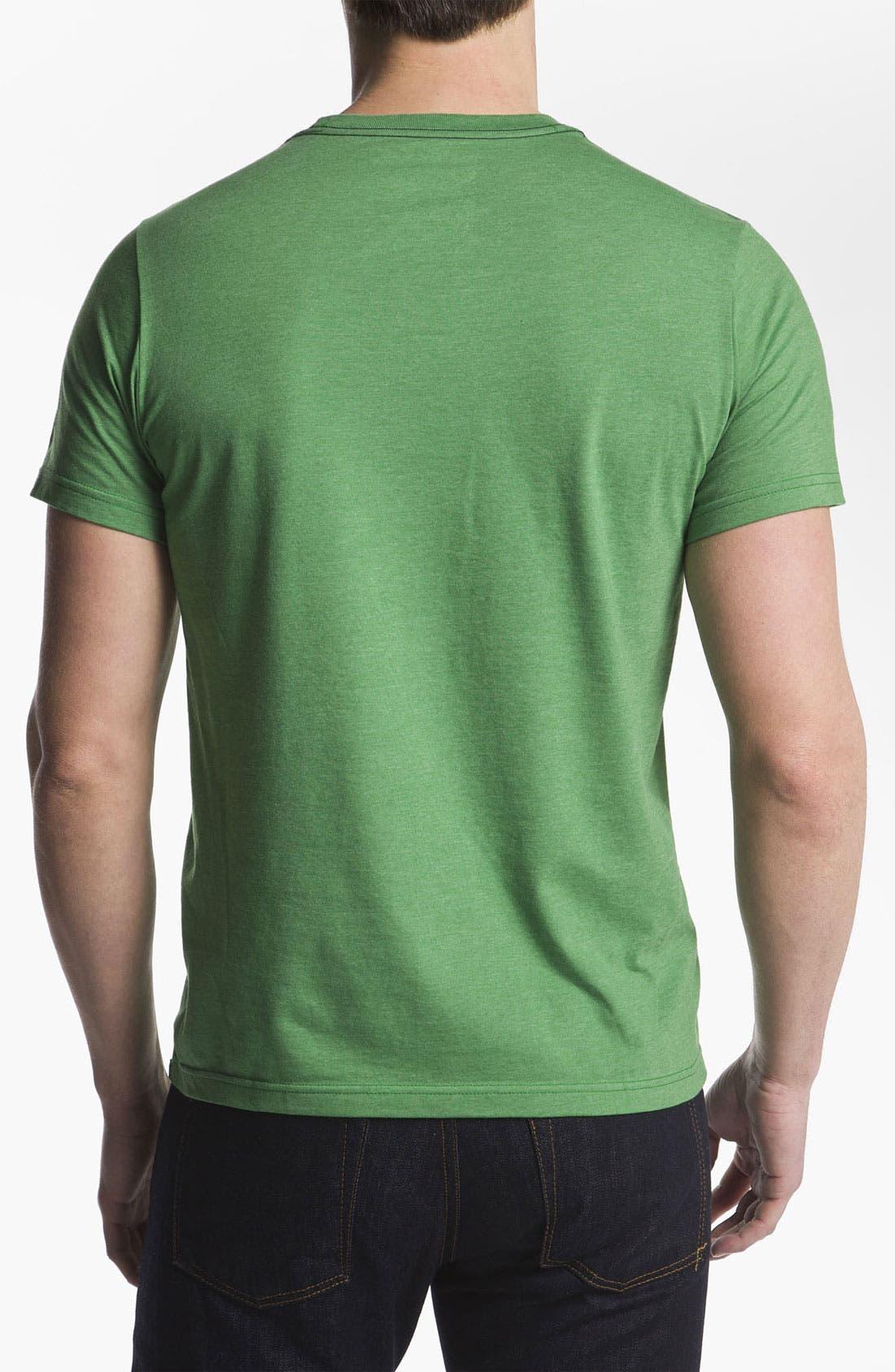 Alternate Image 2  - Hurley 'Slainte' T-Shirt