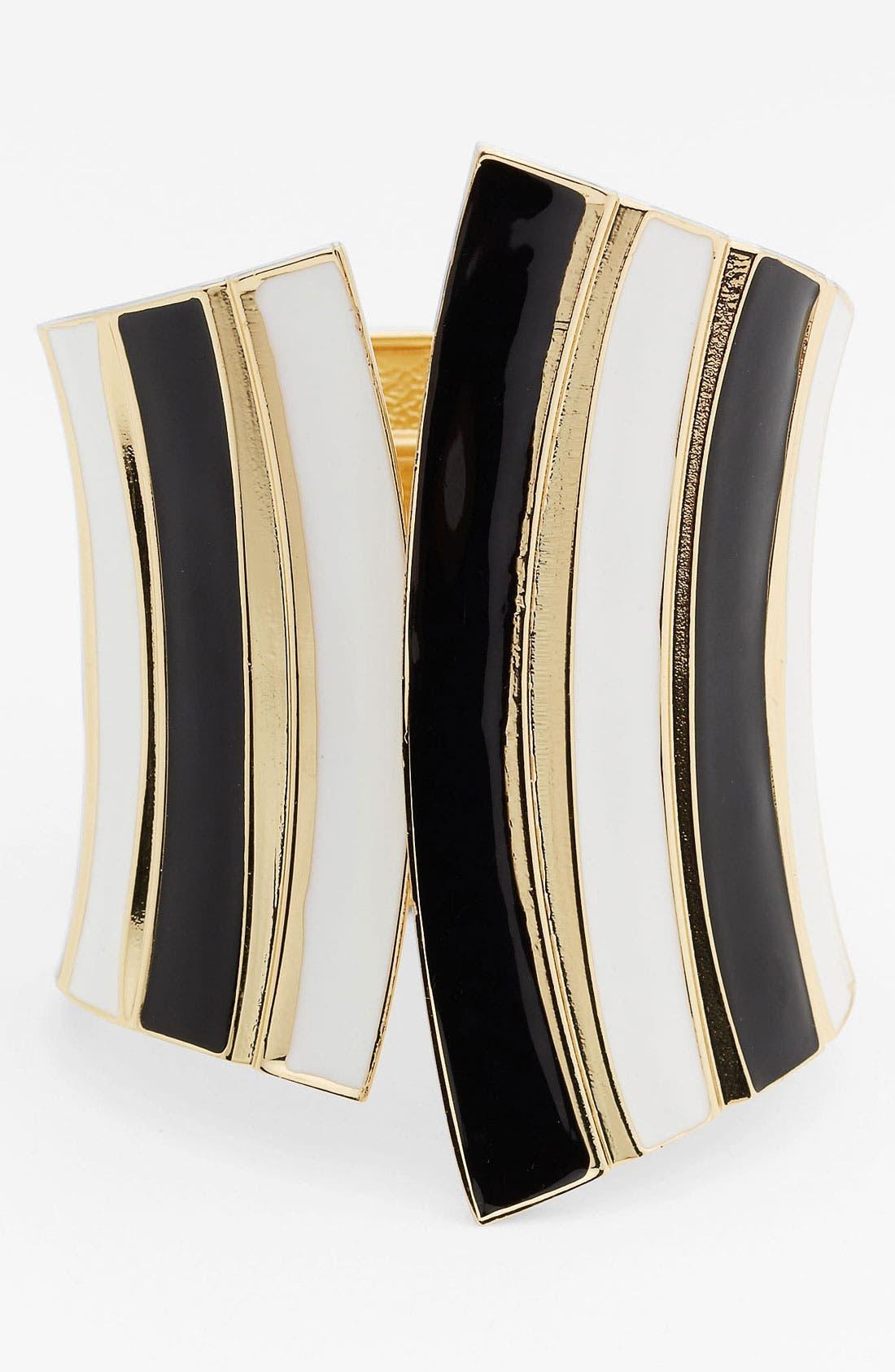Alternate Image 1 Selected - Natasha Couture Stripe Cuff