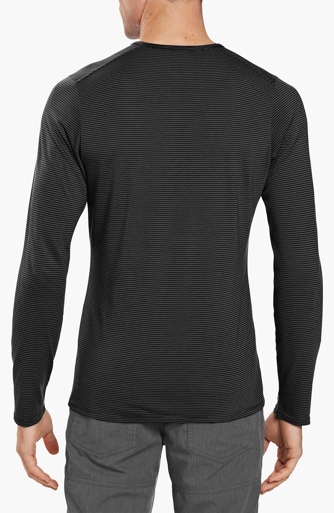 Alternate Image 2  - Nau 'Ayre' Long Sleeve T-Shirt