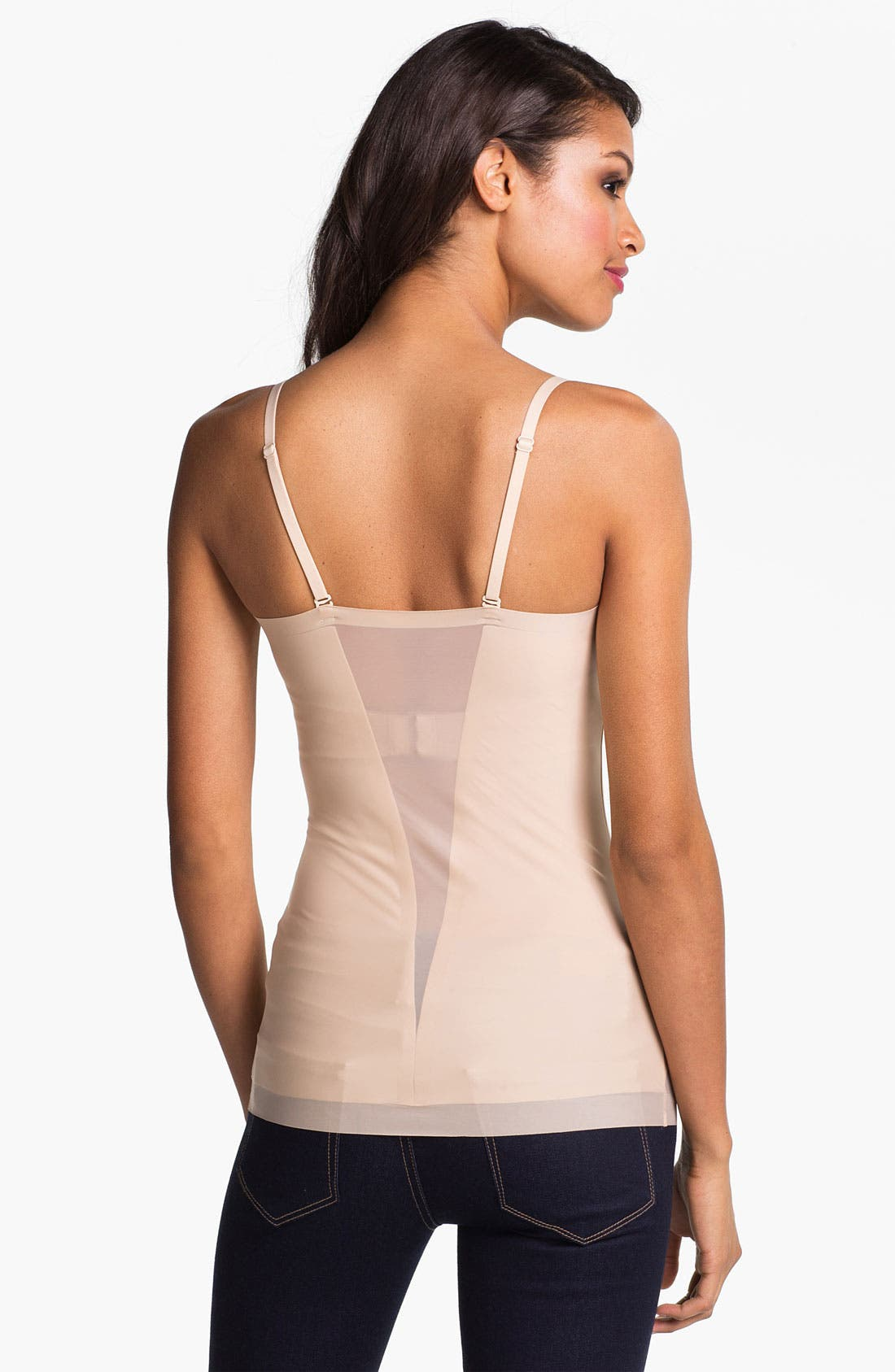 Alternate Image 2  - DKNY 'Fusion Light' Shaping Camisole