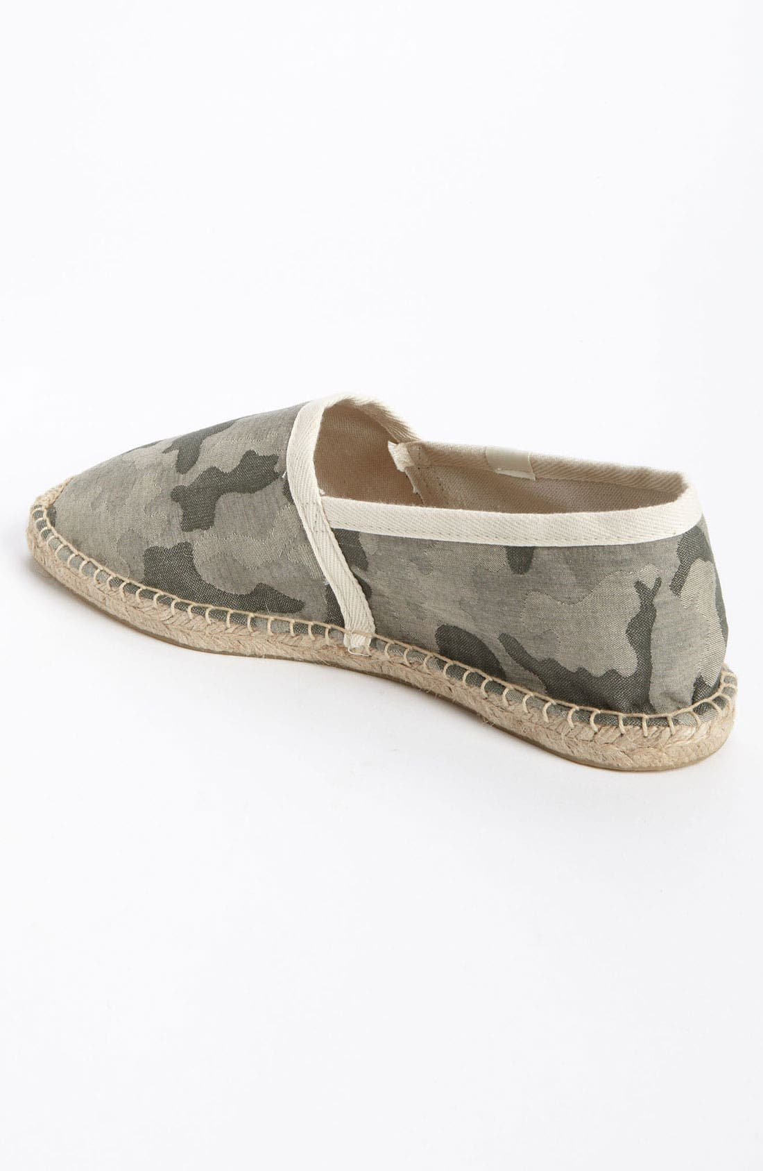 Alternate Image 2  - Soludos Camo Espadrille Slip-On (Men)
