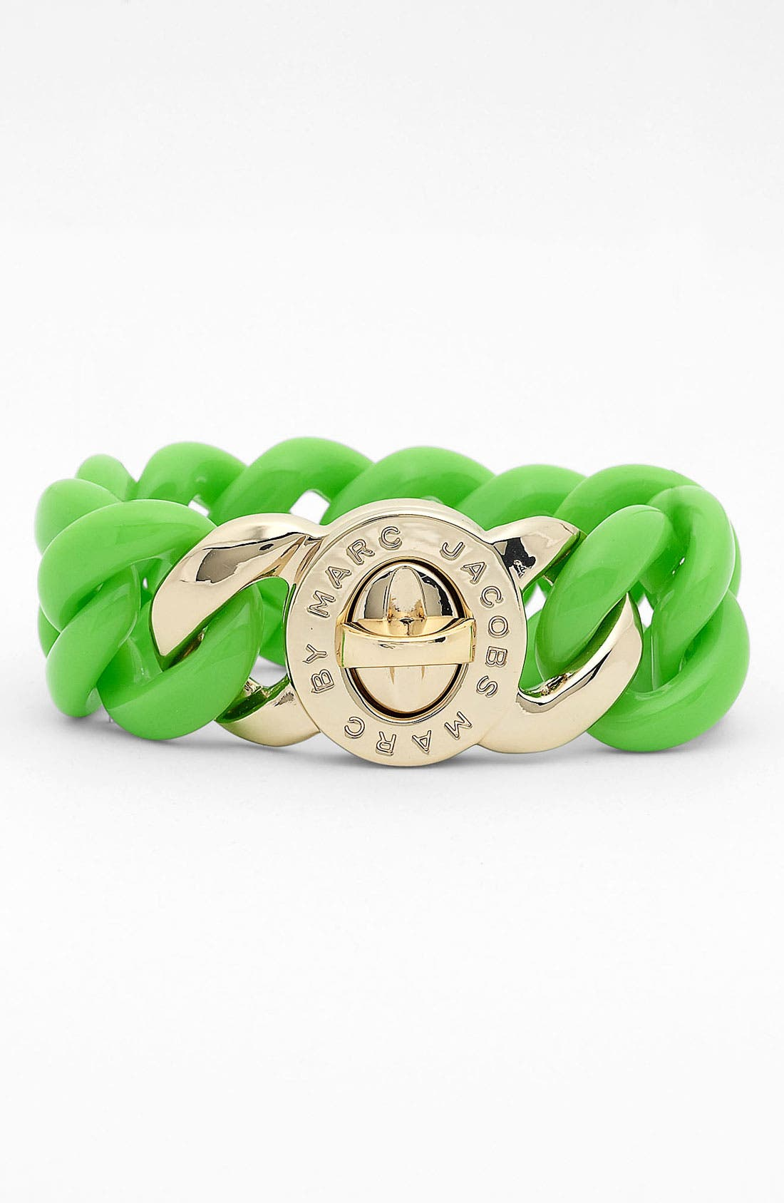 Main Image - MARC BY MARC JACOBS 'Turnlock - Candy' Bracelet
