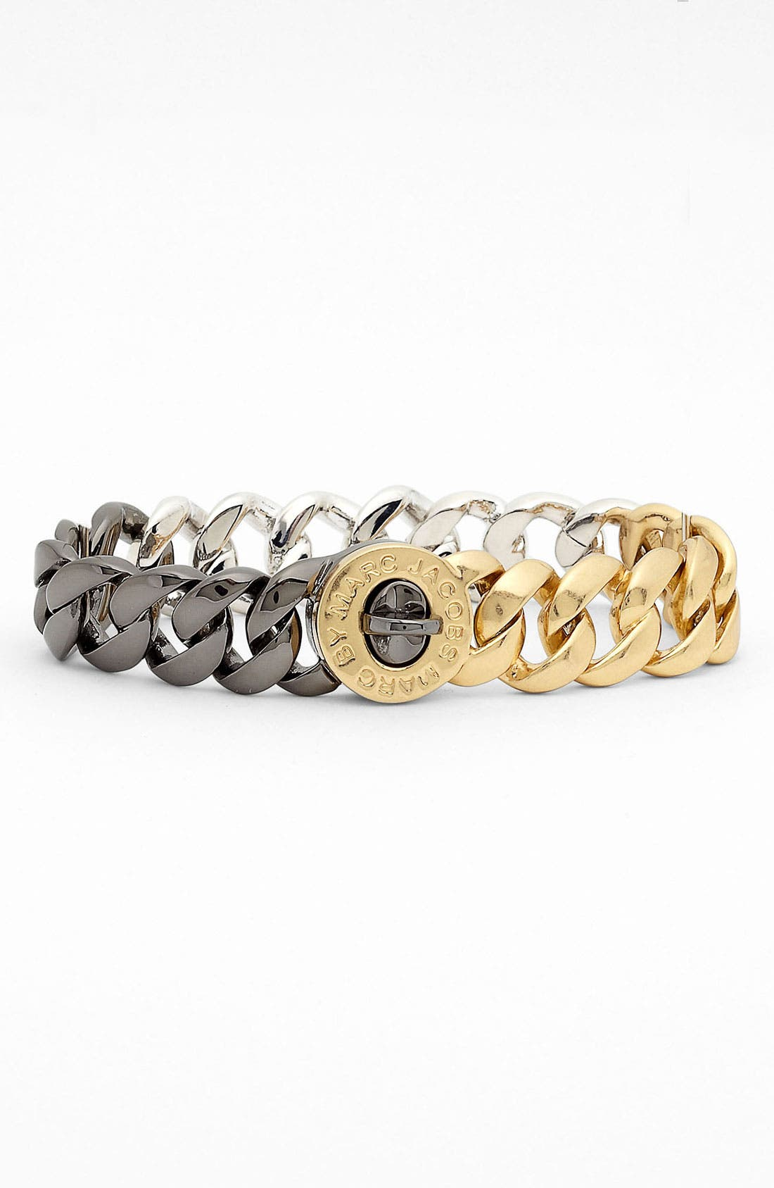 Main Image - MARC BY MARC JACOBS 'Turnlock - Katie' Small Bracelet