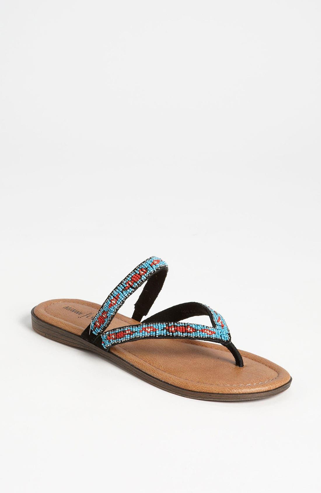 Main Image - Minnetonka 'Bermuda' Sandal